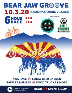 Bear Jaw Groove 6-Hour Mountain Bike Race in Arizona Nordic Village