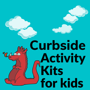 Curbside Activity Kits for Kids
