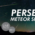 Perseid Meteor Shower at Lowell Observatory