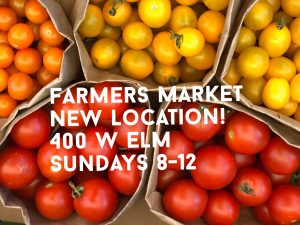 Flagstaff Community Farmers Market REOPENING!
