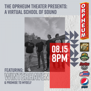 The Orpheum Theater presents: A Virtual School of Sound