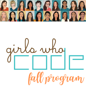 Girls Who Code Fall Program