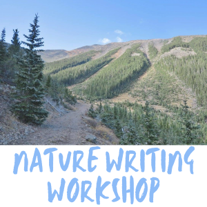 Nature Writing Workshop