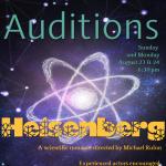 Auditions--Heisenberg