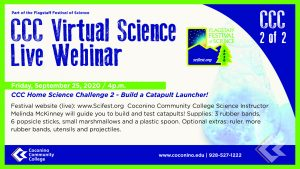 CCC Home Science Challenge II - Build a Catapult L...