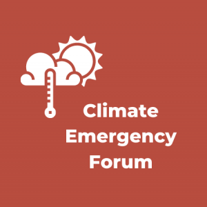 Climate Emergency Forum