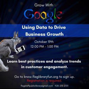 Grow with Google: Using Data to Drive Business Growth