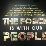 The Force Is With Our People Exhibition