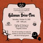 Halloween Drive-Thru For Kids