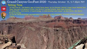"Grand Canyon GEOFEST ""Telling Time."""