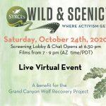 Wild & Scenic Film Festival Live Virtual Event