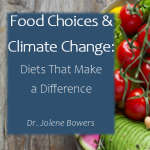Food Choices & Climate Change: Diets That Make a Difference