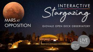 Streaming | Interactive Stargazing & Mars Oppo...