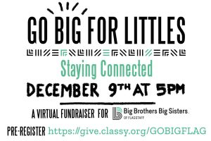Go BIG for Little's Virtual Event