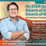 Virtual STEM Presentation at Coconino Community College