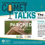 "CCC Comet Talk - Behind the Scenes of Parched: ""The Art of Water in the Southwest"""