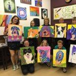 Creative Spirits Pet Portraits - December 2020