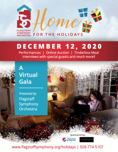 Home for the Holidays Virtual Gala