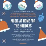 Music at Home for the Holidays