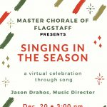 Singing in the Season - a virtual celebration through song