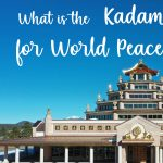 In Person: What is Kadampa Temple for World Peace?