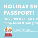 Holiday Shopping Passport!