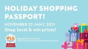 Holiday Shopping Passport!
