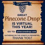 The Virtual Pinecone Drop