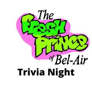 The Fresh Prince of Bel-Air Trivia Night