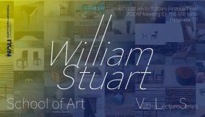 NAU Visiting Artist Lecture Series: William Stuart