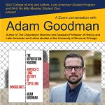 Virtual Lecture, Adam Goodman: The Deportation Machine