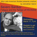 Severo Sarduy: Fatigue and the Tempo of HIV/AIDS