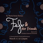 NAU Theatre livestream show: Fefu and Her Friends