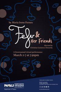 NAU Theatre livestream show: Fefu and Her Friends