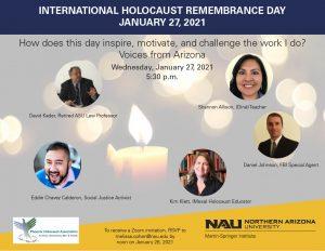 International Holocaust Remembrance Day Presentation