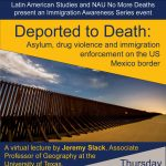 Deported to Death: Asylum, drug violence and immigration enforcement on the US/Mexico border