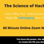 The Science of Hacking Your Mind