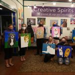 February 2021 Pet Portrait Night at Creative Spirits