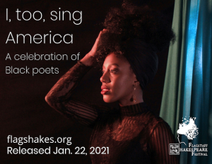"""I, too, sing America"" a celebration of Black poets"