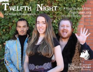 """Twelfth Night""- a FlagShakes Film"