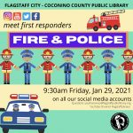 Meet First Responders: Fire & Police