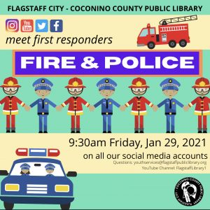 Meet First Responders: Fire & Police