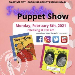 Friendship Puppet Show