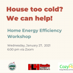 Free Home Energy Efficiency Workshop