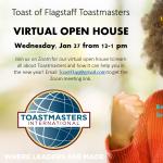 Toast of Flagstaff Virtual Open House!