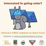 Northern Arizona Solar Co-op Informational Webinar...
