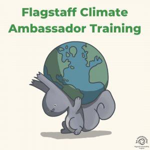 Flagstaff Climate Ambassador Training