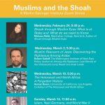 Zoom conversation: Mehnaz Afridi, Author of Shoah through Muslim Eyes