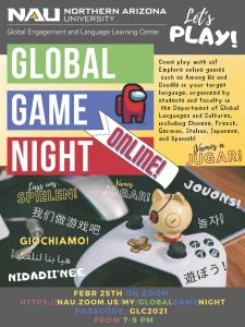 Global Game Night