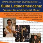Suite Latinoamericana: Vernacular and Concert Music